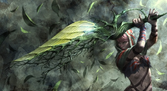 """""""Every ones...has it's thorns! YEEEEEAH!!!!"""""""