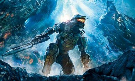 Halo 4, games