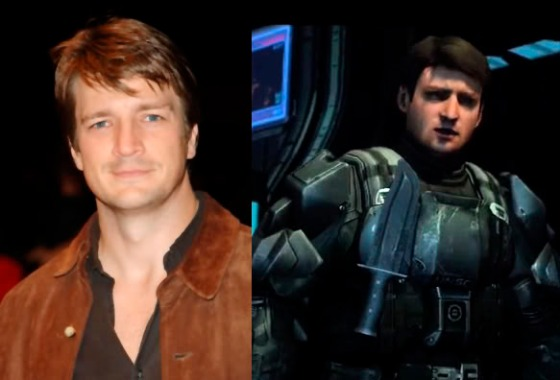 Also, because Nathan Fillion.