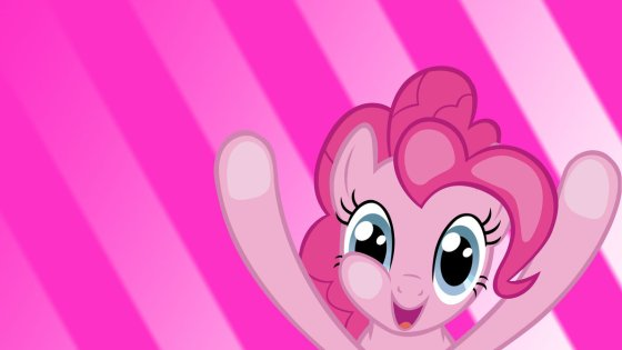 I'm more of a Fluttershy or Twilight Sparkle guy myself but I...er...I mean... Oh whatever; I like cute things. Deal with it. I'ma go wrestle a bear and eat a fistful of gun powder now.