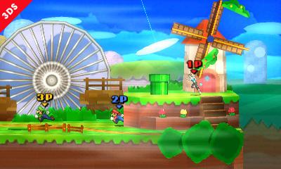 Super-Smash-Bros-3DS-Paper-Mario-Stage-1
