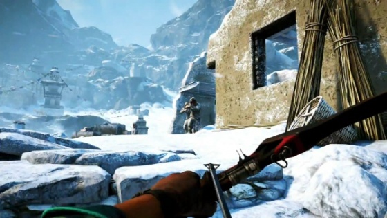 Far Cry 4 Kyrat Bow and Arrow
